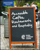 Accessible cafes, restaurants and hospitality
