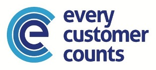 Every cusomter counts logo