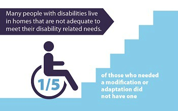 Disability infographic