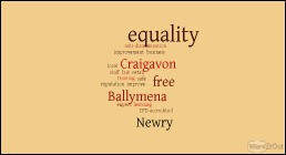 Free equality training in Newry, Ballymena and Craigavon