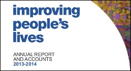 Annual Report 2013-2014 now online