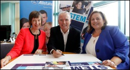 Positive steps to improve gender balance in STEM industries