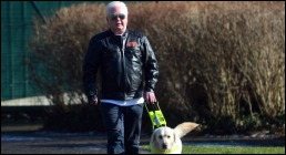 Guide dog owner settles case with Bangor restaurant