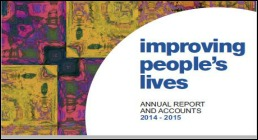 Equality Commission publishes Annual Report 2014-15