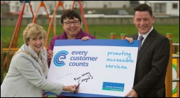 Causeway Coast & Glens Council signs up to Every Customer Counts
