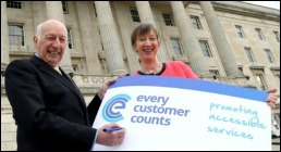 NI Assembly signs up to 'Every Customer Counts' initiative