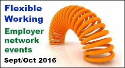 Flexible Working events: Enniskillen and Newry