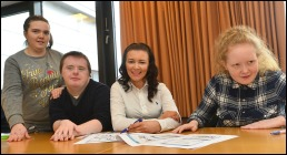 "People with learning disabilities ""a problem that needs to be solved?"""
