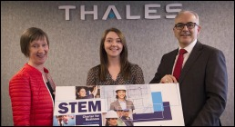 40th company signs up to Equality Commission STEM Charter