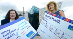 Titanic Belfast makes disability and mental health commitments