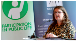 Improving access to politics and public life for disabled people