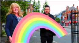 Equality Commission supporting Belfast Pride 2020 online