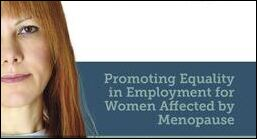 Menopause - Guidance for employers and employees