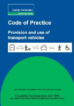 Disability Transport Code of Practice